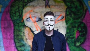Pull the Mask Off of the Fearful Self