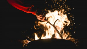 Build a Spiritual Fire for Your Heart