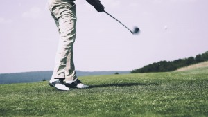 Being Perfected by the Golf Swing
