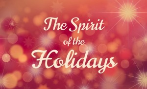 """Spirit of the Holidays"" Banquet Weekend"