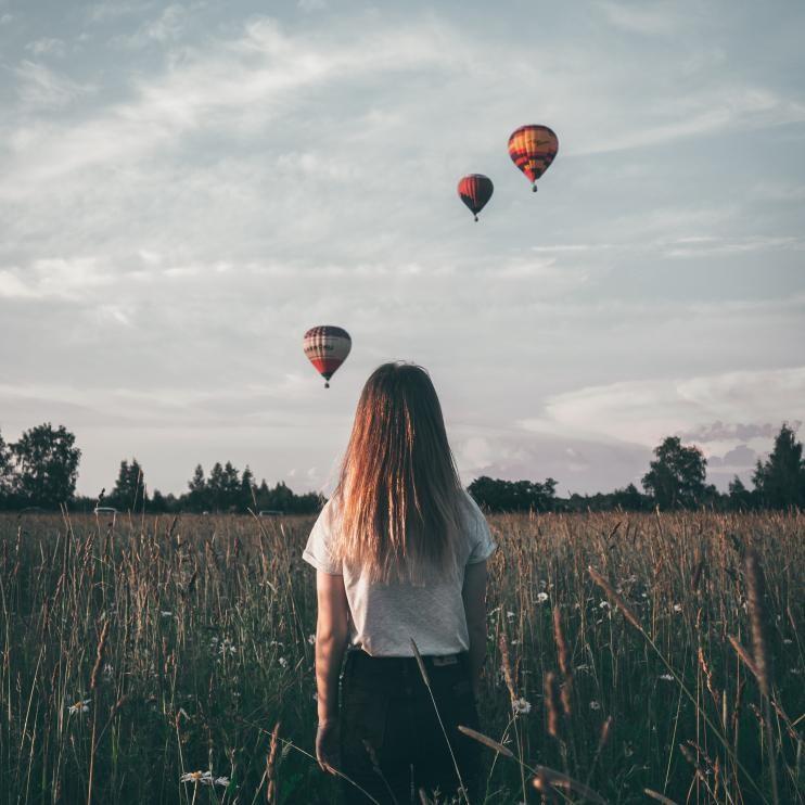 Attracting Higher Help: Seeing Through Stress