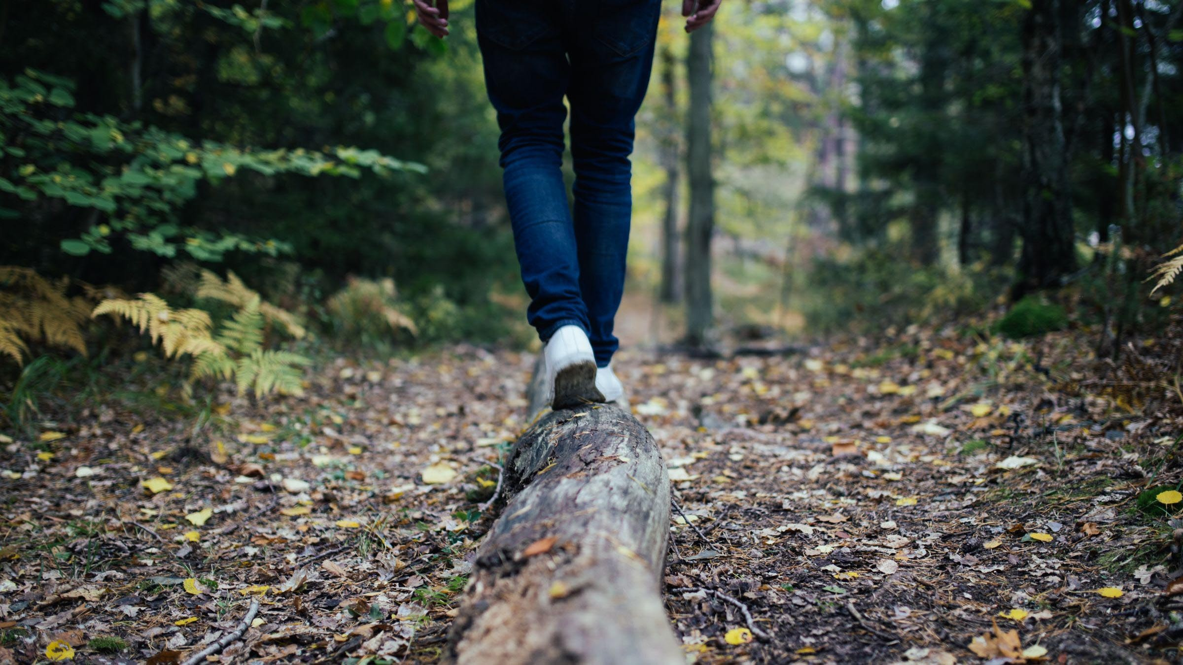 Start Walking Away From Unwanted Moments (Blog)