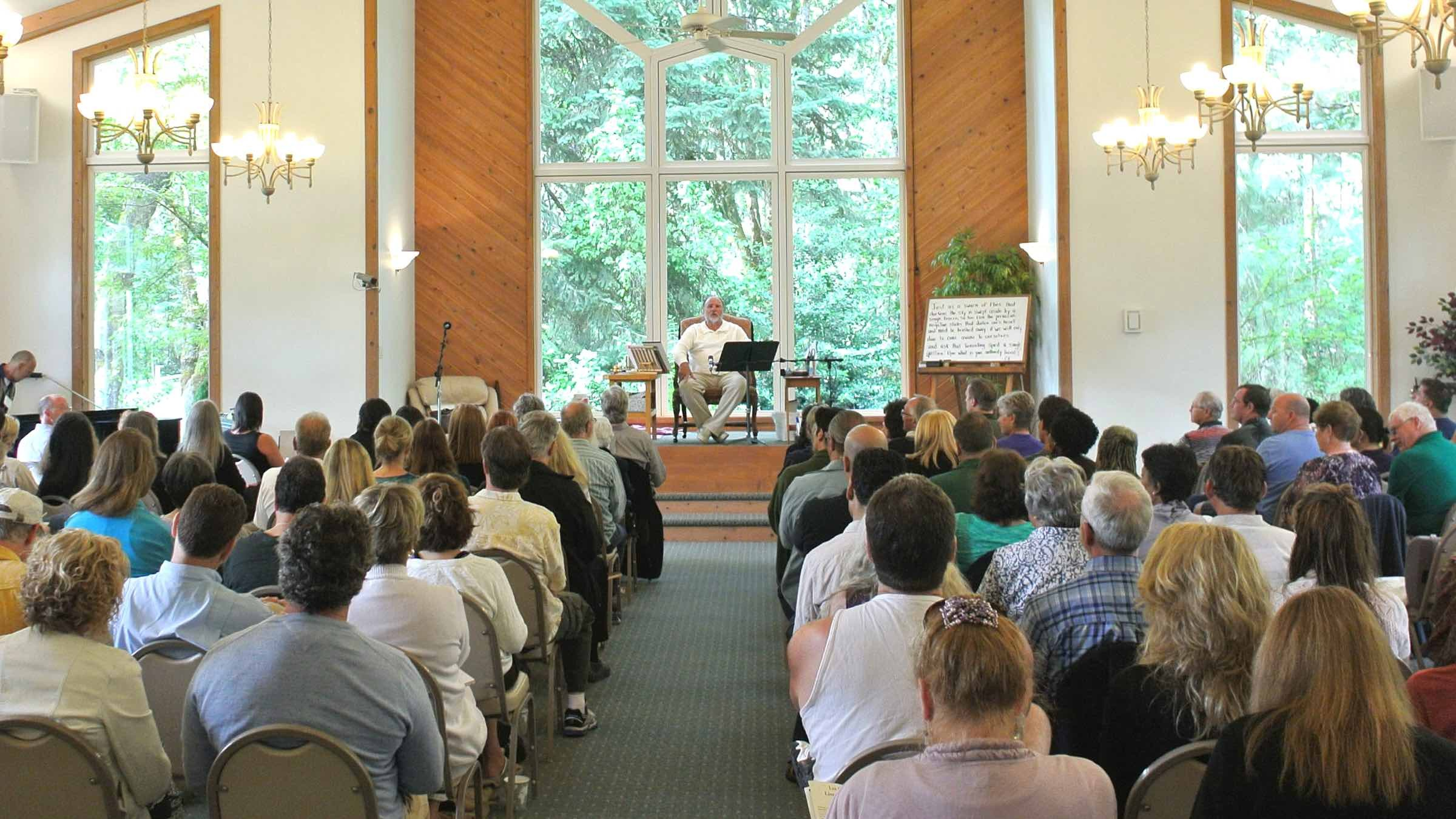 Start in the Right Place and Watch All Anxious States Disappear