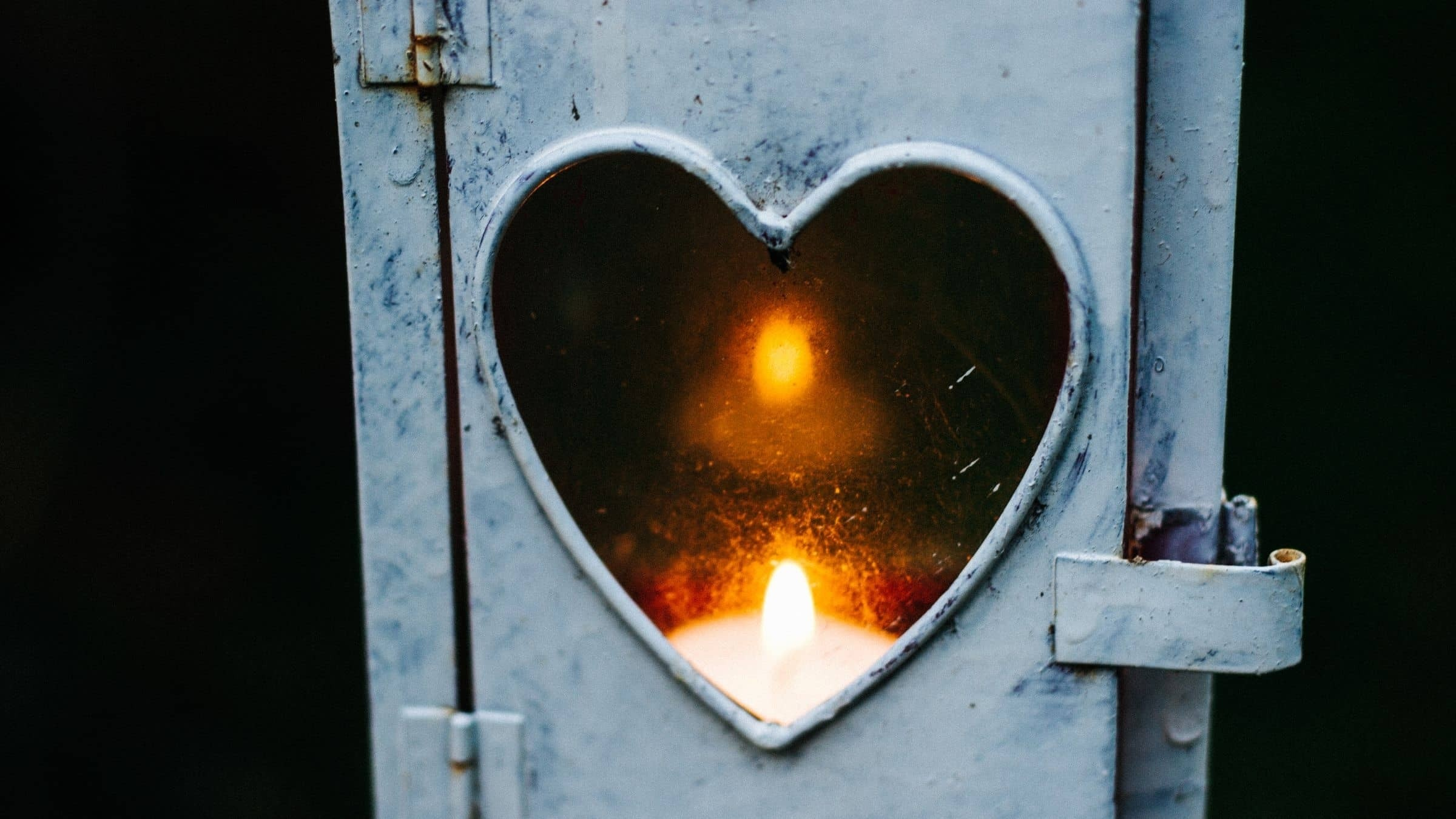 Turn On Your Heart Light!