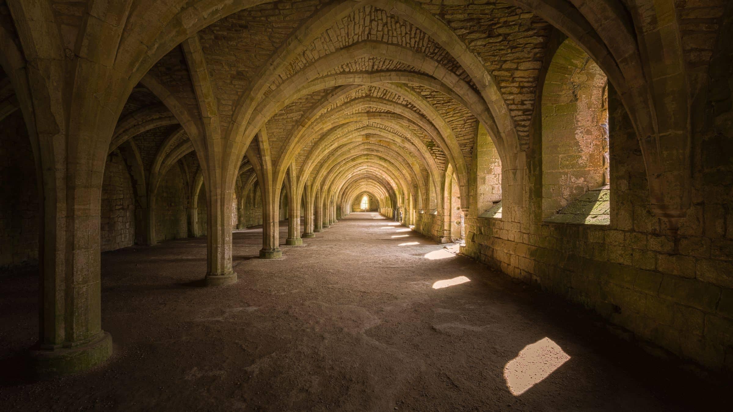 The Secret Monastery