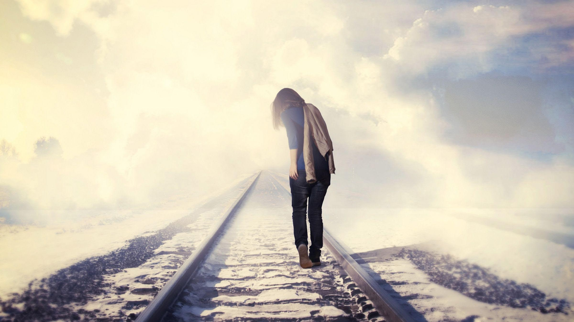 How to Free Yourself from Fear and Worries by Walking Directly Into Them