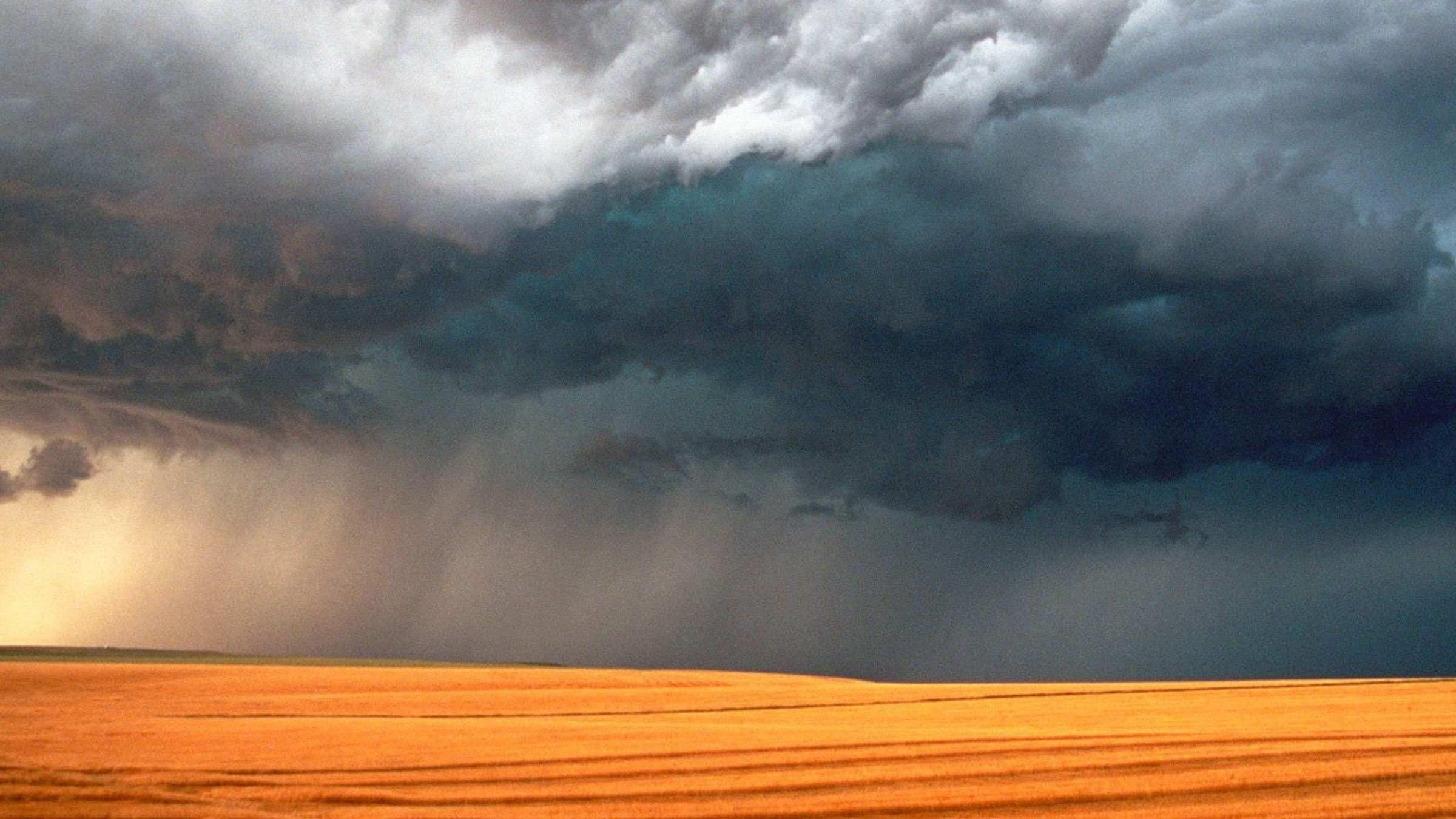 How to Use Life's Storms to Let Go and Live in Peace
