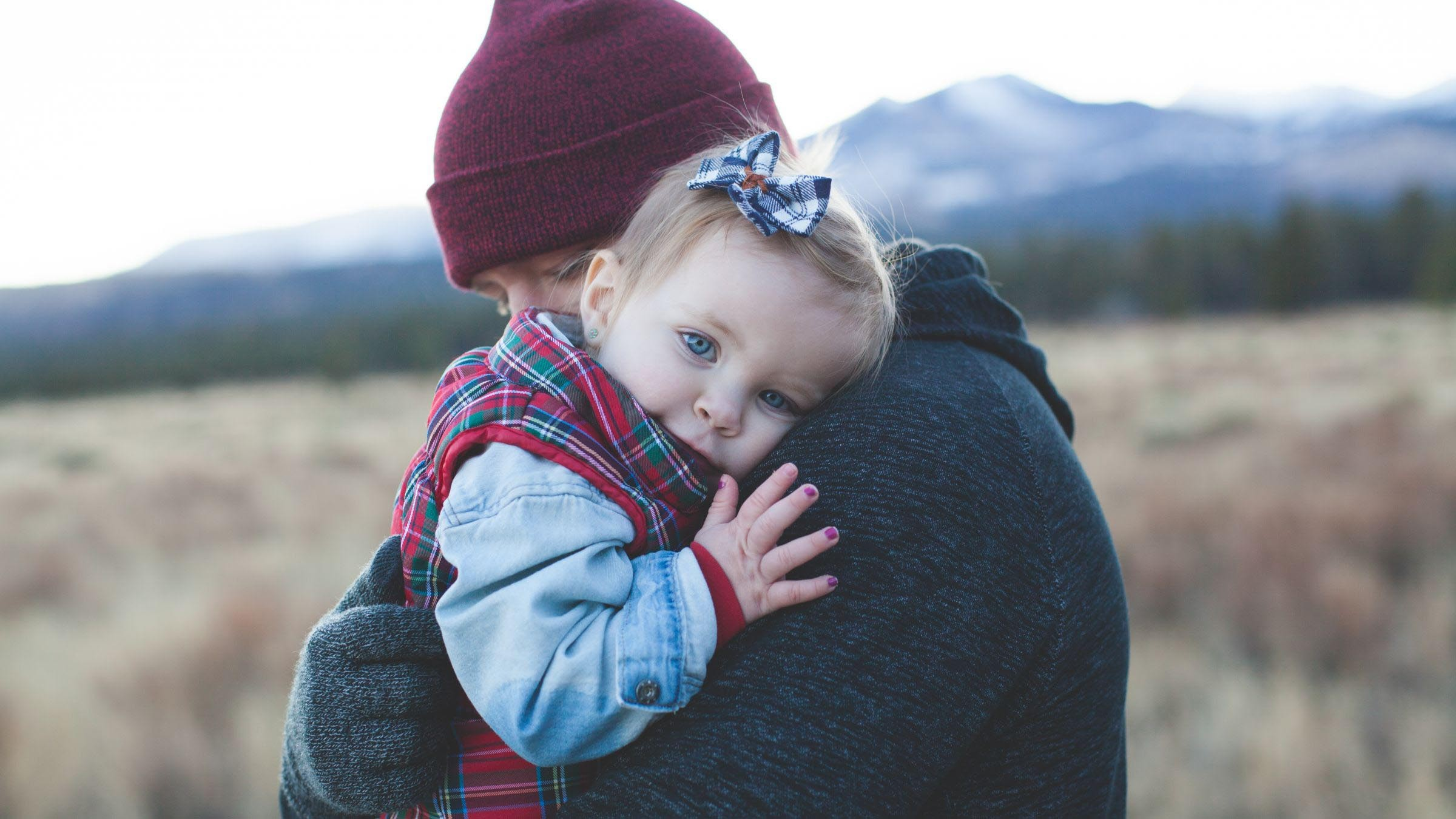 Authentic Help for a Young Child