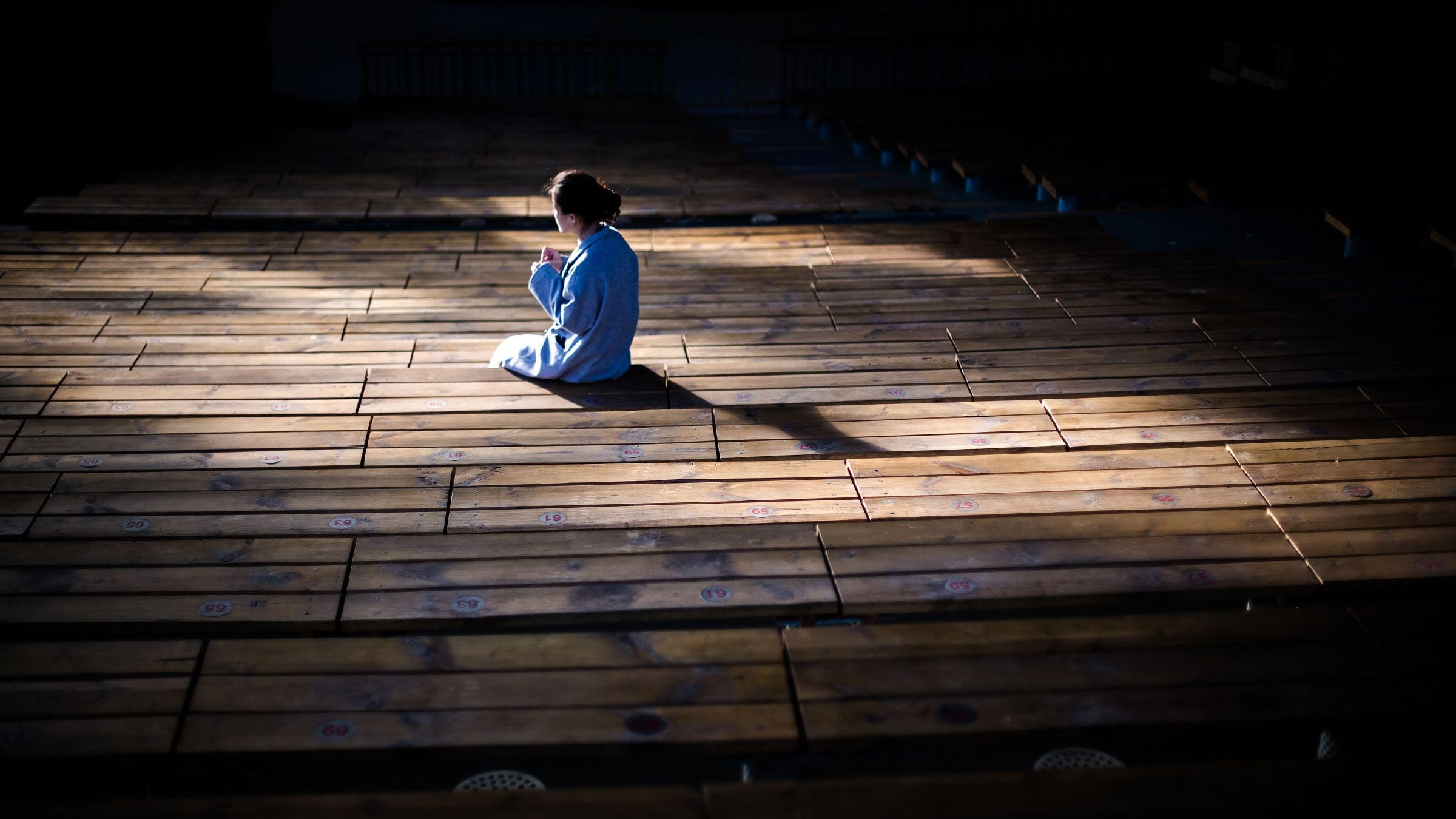 How to Find Lasting Freedom in Spiritual Stillness