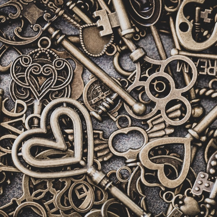 The Living Keys to Unconditional Love [MP3-947]